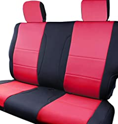 Leader Accessories Rear Solid Bench Car Seat Cover