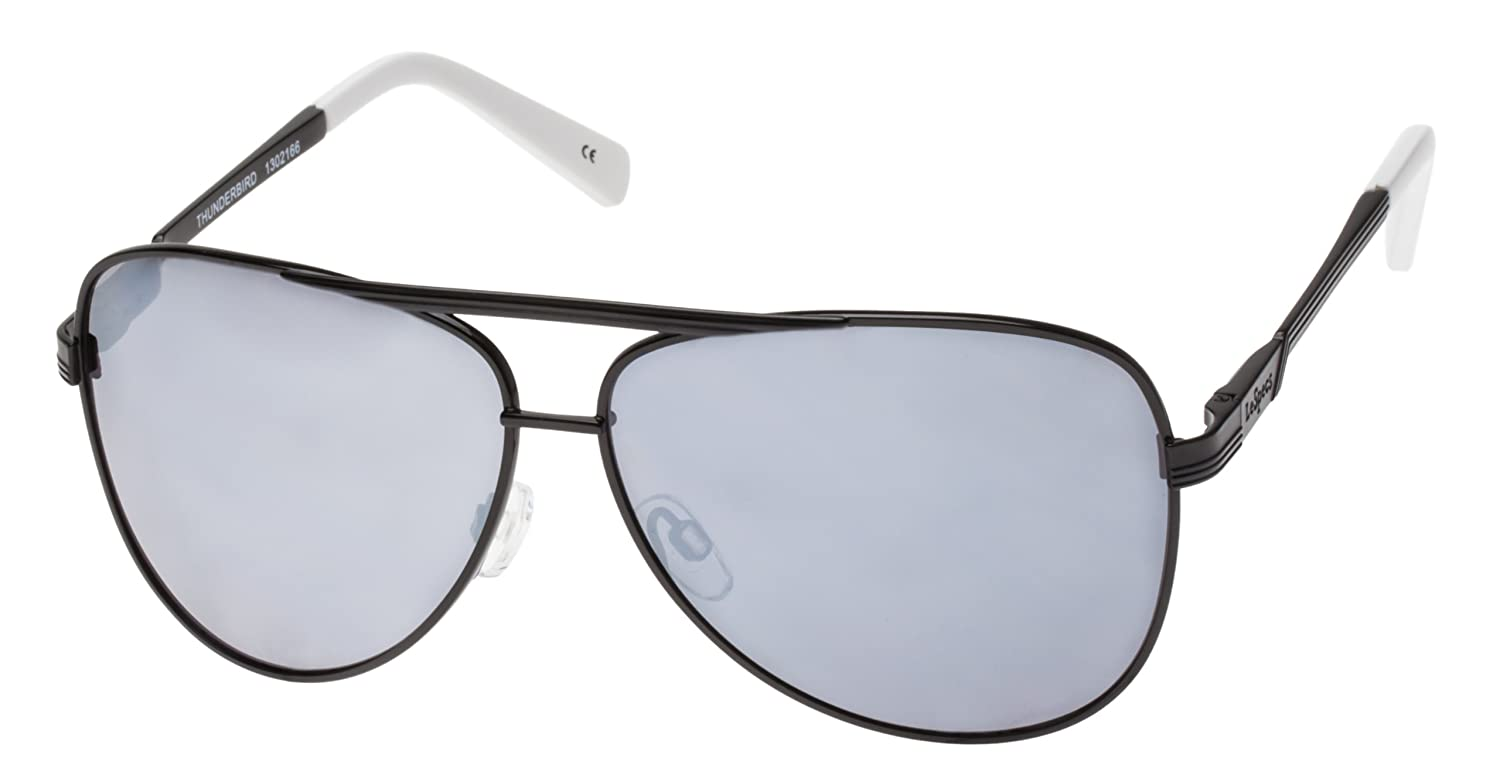 Amazon.com: Le Specs Thunderbird, color negro: Shoes