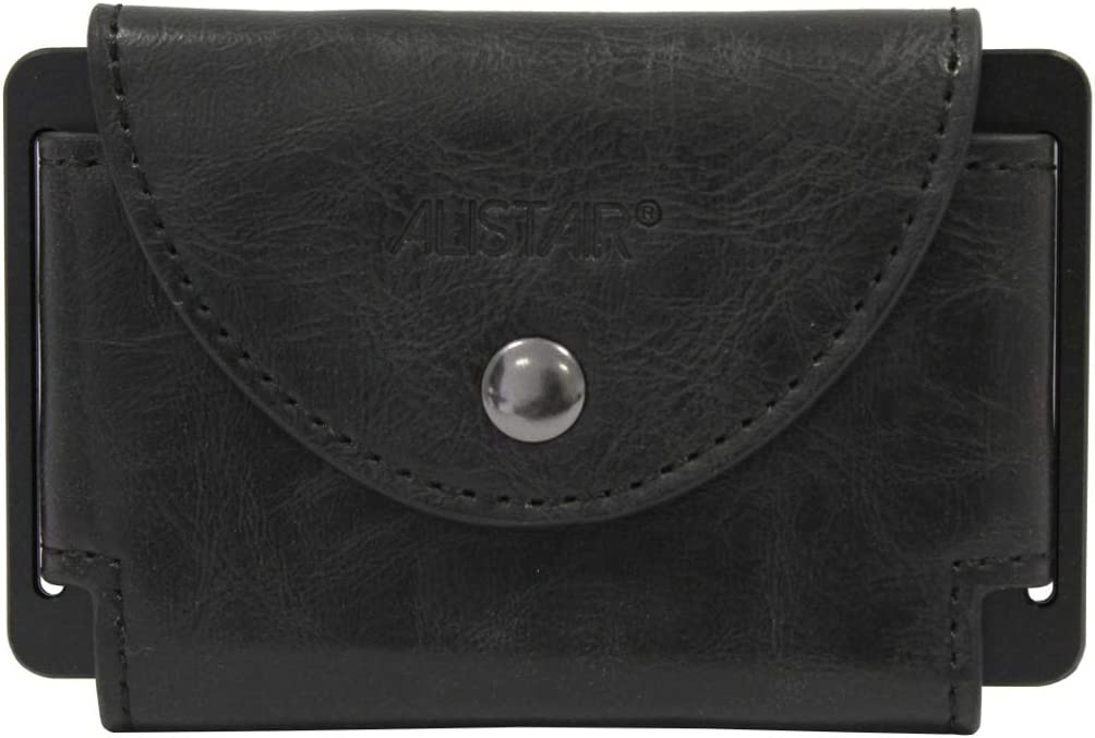 Anti-RFID Style Portefeuille Porte-Carte Alistair All Black