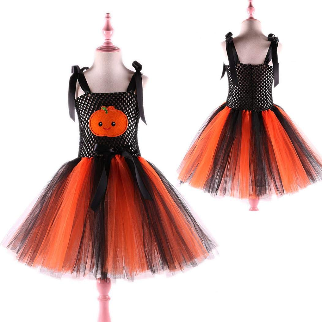 4bb30eed6982a Vestidos niña de Halloween