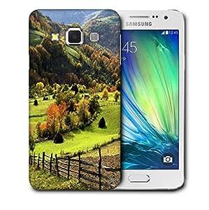 Diseñador Snoogg Teléfono protector de la cubierta del caso para Samsung Galaxy A3