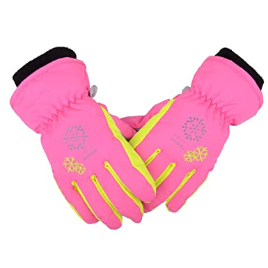 Mother & Kids Strong-Willed 2-5y Kids Winter Warm Gloves Children Boys Girls Snow Snowboard Ski Outdoor Gloves Waterproof Windproof