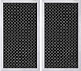 GE JX81A, WB2X9883, Microwave Recirculating Charcoal Filter (2-Pack)