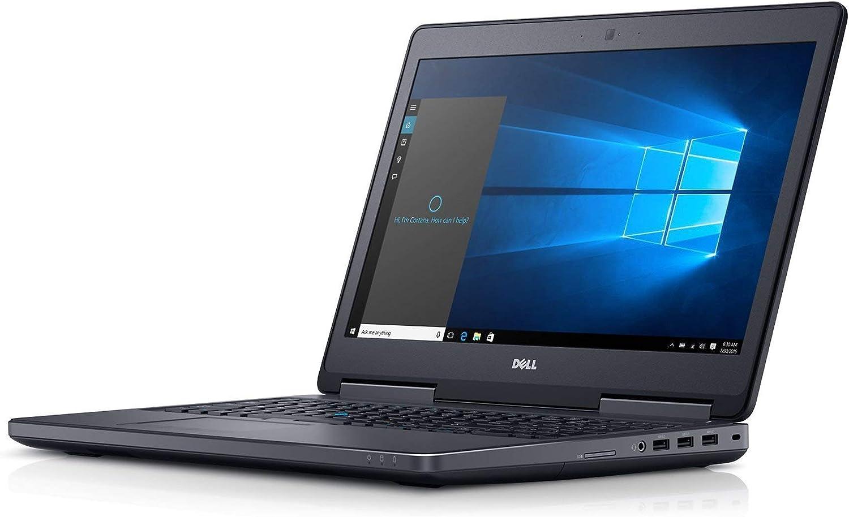 DELL PRECISION M7510 I7 6920HQ 3.8GHZ FIREPRO W5170M 2GB 16GB 2133MHZ FHD 1080P 500GB NT0112 (Renewed)