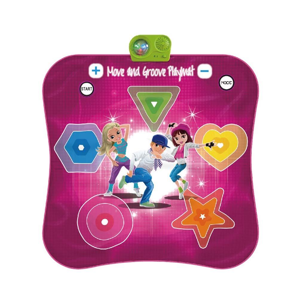 Xgxyklo Dance Mat, Electronic Music Play Mat, 5 Demo Songs, Kids Early Educational Toy Crawling Pad by Xgxyklo (Image #2)