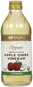 Spectrum Naturals Organic Apple Cider Vinegar, Filtered, 16 oz, 2 pk
