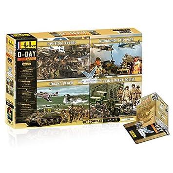 Heller - Maqueta de Tanque Escala 1:72 (53007): Amazon.es ...