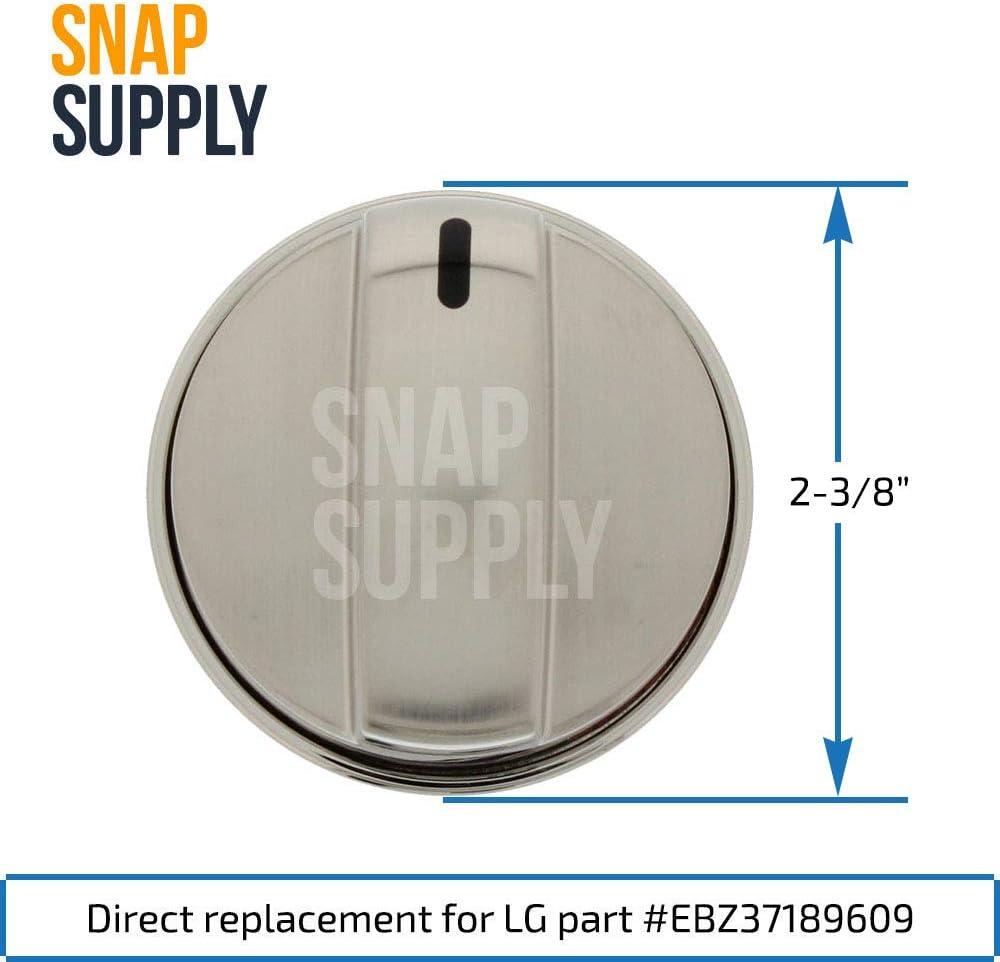 PRYSM Super Boil Burner Knob for LG Directly Replaces EBZ37189609