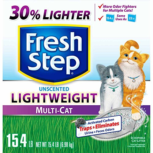 fresh-step-lightweight-unscented-clumping-cat-litter-154-lb