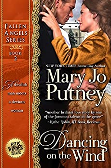 Dancing On the Wind (Fallen Angels Book 2) by [Putney, Mary Jo]