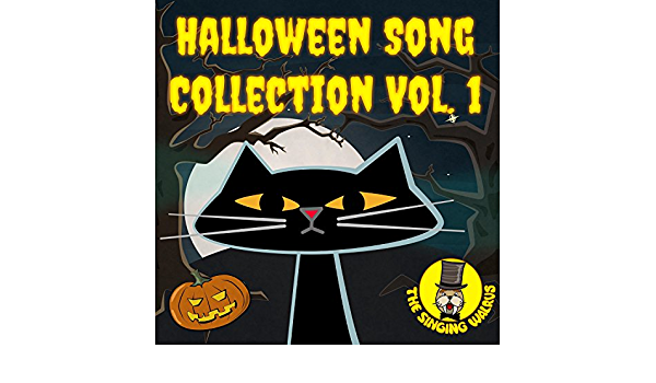 Trick Or Treat Song By The Singing Walrus On Amazon Music