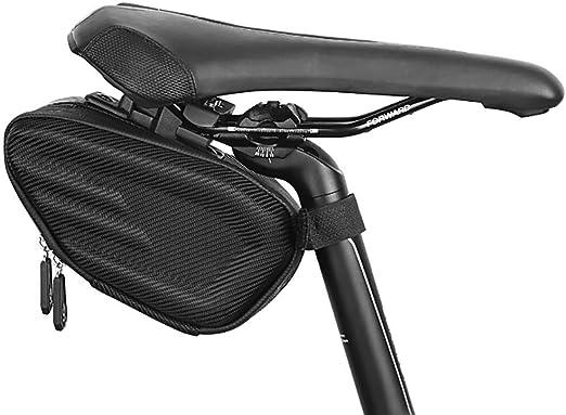 HHHKKK Bolsa de Sillín para Bicicleta, Asiento De Bicicleta ...