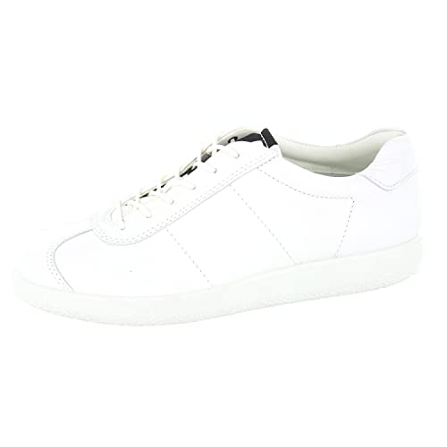 14afef6c ECCO Soft 1 Mens 400514/01002 Mens Lace-Up Shoe: Amazon.co.uk: Shoes ...
