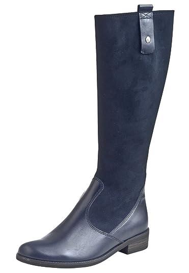 Gabor - Damen Stiefel - UK 5,5 - schwarz - - UK - 5,5