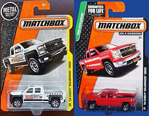 chevy silverado matchbox - 4