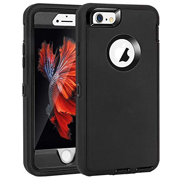 info for 7f49f 3d007 MAXCURY iPhone 6 Case iPhone 6s Case Heavy Duty Shockproof Series Case for  iPhone 6/6S (4.7