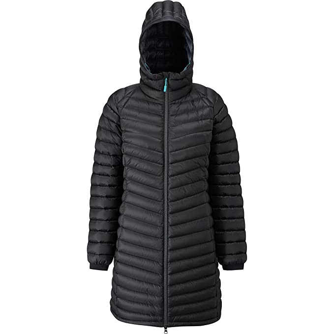 4af264bcb7bd Rab Women s Microlight Parka  Amazon.co.uk  Clothing
