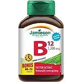 Jamieson Vitamin B12 1,200 mcg  (methylcobalamin) Timed Release