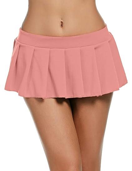 Mini Falda Escuela para Hombres Falda Erótica Falda Plisada Mode ...