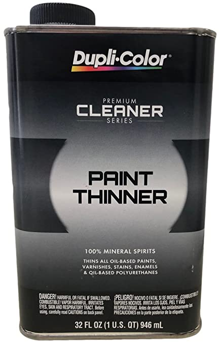 Duplicolor CM531 Paint Thinner, Quart (CM531) (1)
