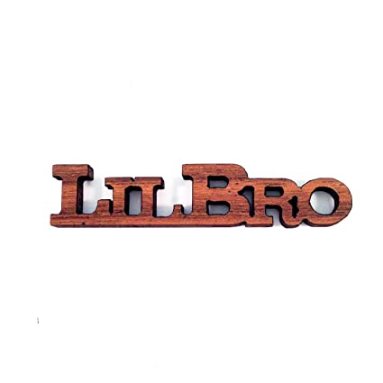Amazon.com: Little Bro Paddle accesorio/mascot Junta ...