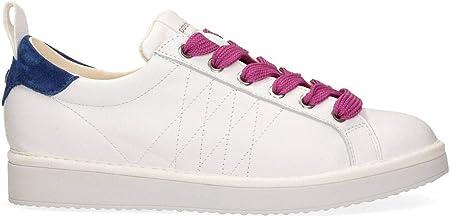 Panchic P01 Original - Zapatillas de Mujer Blancas y Azules - P01W16001L1A00568-WFUXIA