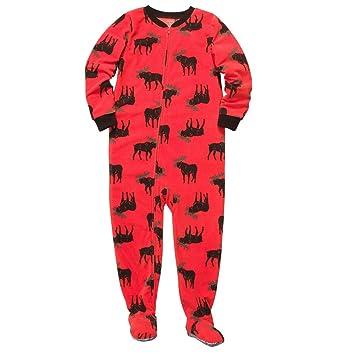 8844f632d3b3 Amazon.com   Carter s Big Boys 1 Piece Fleece Footed Blanket Sleeper ...