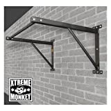 Wall Mounted Cross Fit Chin Up Bar