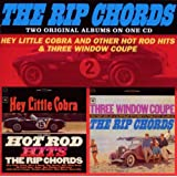 Hey Little Cobra & Other Hot Rod Hits / Three Window Coupe