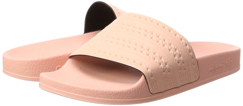 92aede6c5 Amazon.com  adidas Adilette Unisex Slide  Clothing