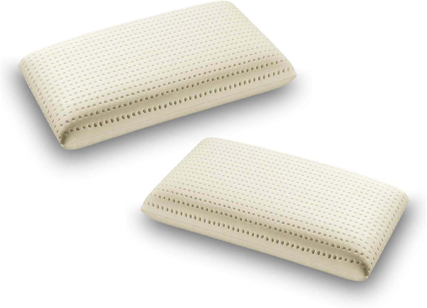 Shop Natural Latex Pillows UK | Natural