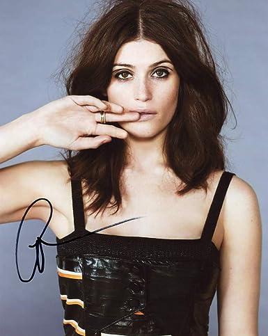 Gemma Arterton James Bond Girl Autograph Signed 8x10 Photo At