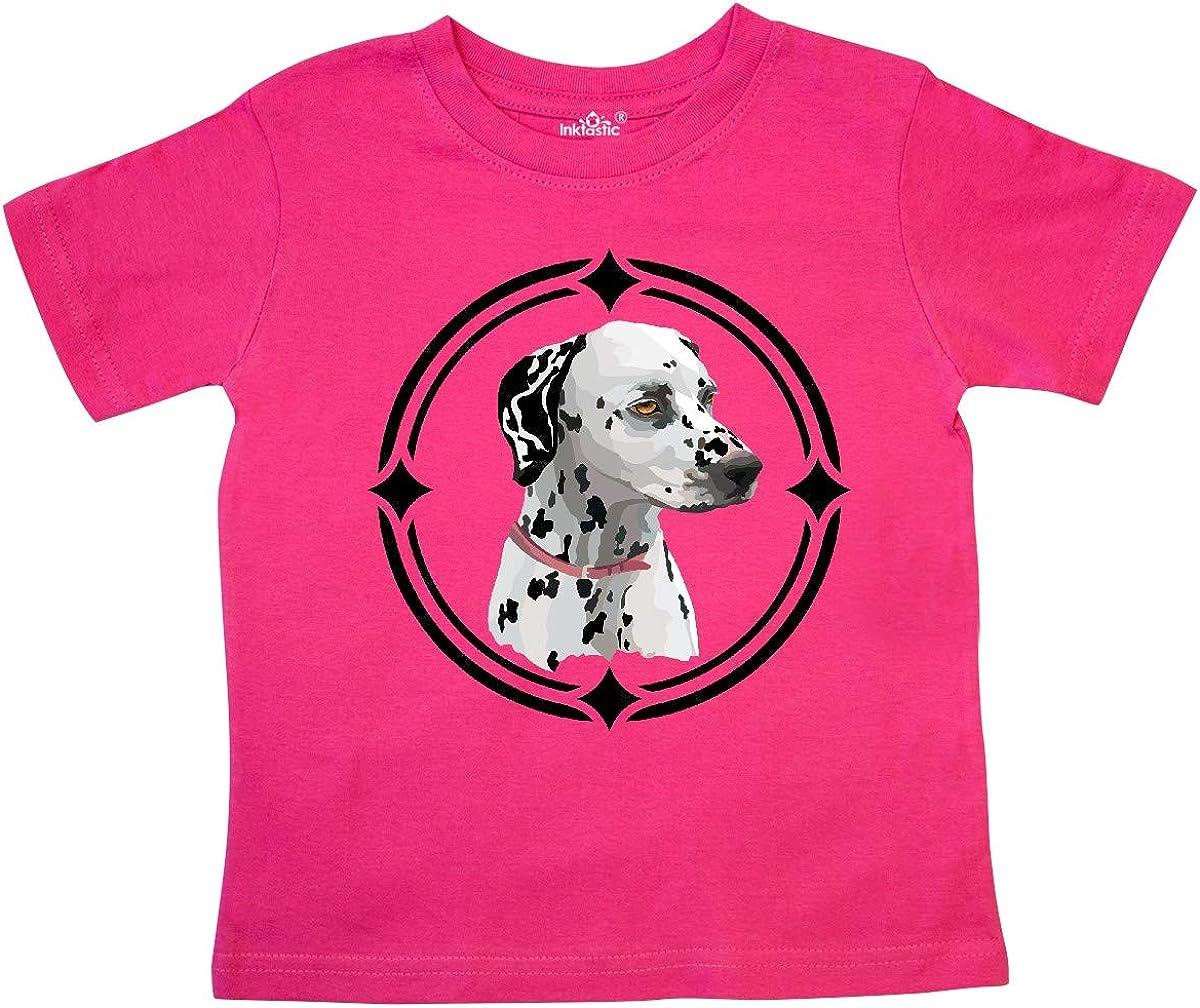 inktastic Dalmatian Dog Art Gifts Toddler T-Shirt