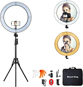 18 Inch Ring Light with 79