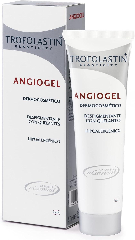 Trofolastín Angiogel - Despigmentante para después de un hematoma - 50 ml