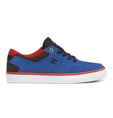 2d4b88a727cd DC Shoes Argosy Vulc - Low-Top Shoes - Shoes - Boys - EU 32 - Blue ...