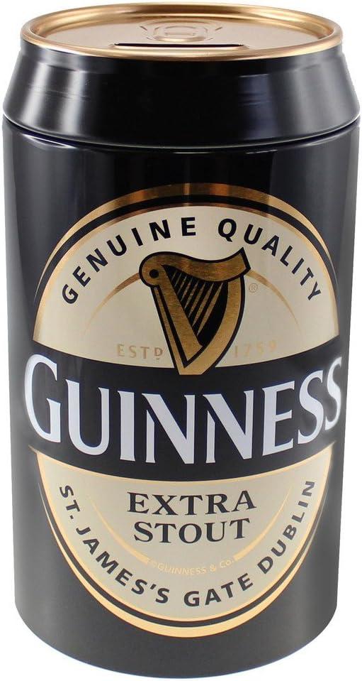 Guinness Cerveza Lata Dinero Banco