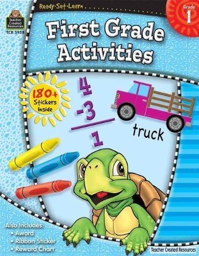 RSL: First Grade Activities Workbook (Gr. 1)