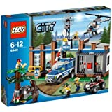 LEGO City 4440: Forest Police Station