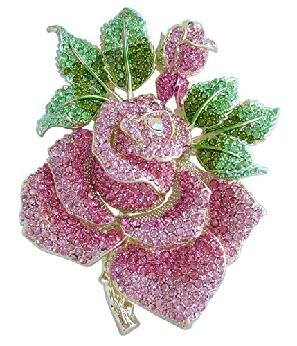 Flower Pin Pendant (Sindary Gorgeous 5.32