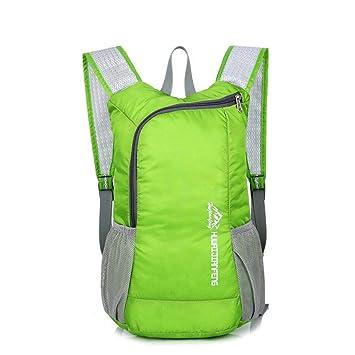 Homdox 25L Lightweight Hiking Daypack Handy Packable Travel Backpack Foldable Durable /& Waterproof HD
