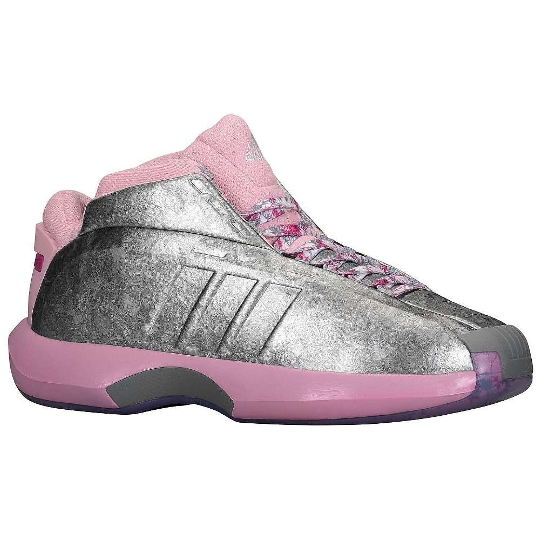 adidas neo grise et rose