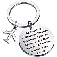 LQRI Future Pilot Gift New Pilot Gifts Pilot Graduation Gift Be Confident in Whatever Direction You Choose to Go Navy…