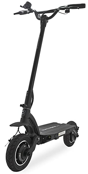 Dualtron II Limited Fast Electric E Scooter, 3600W Peak Power Dual Motor | Max Speed 40+mph | 60V 28Ah 1685Wh Battery | 65 Miles Distance | Climbing ...