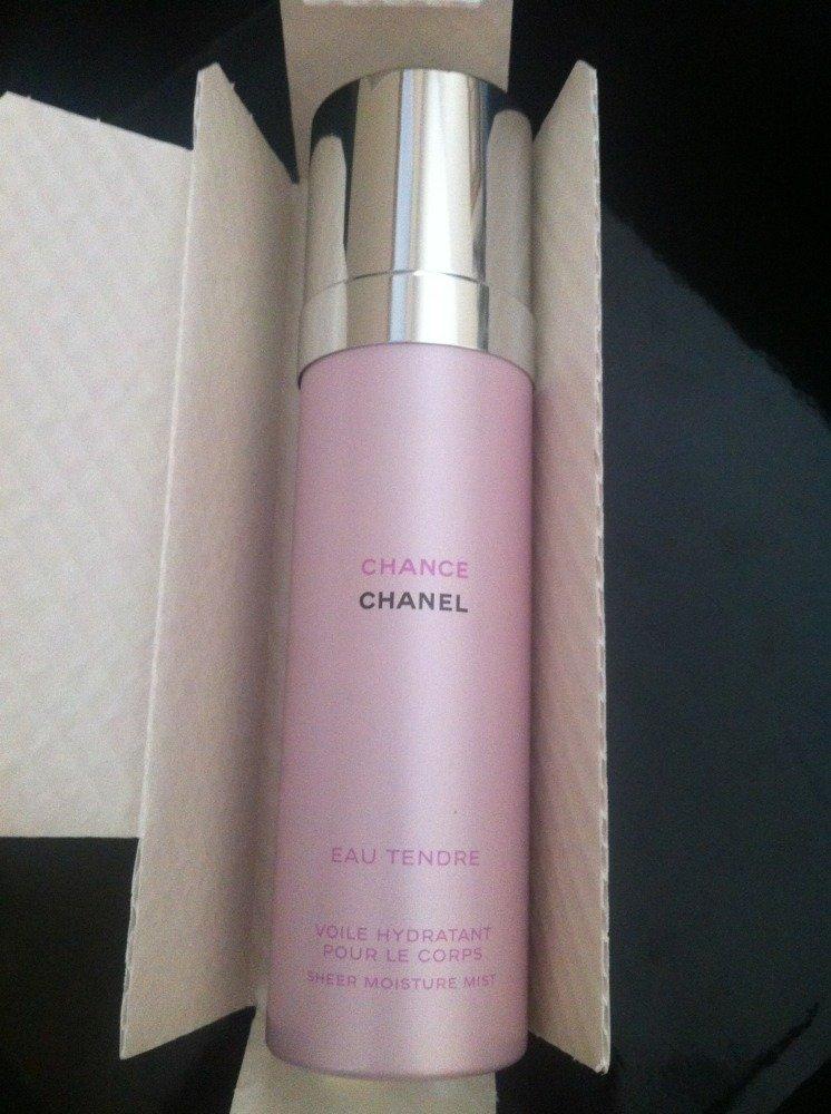 44785cc8 Amazon.com : Chanel Chance eau Tendre 3.4 oz / 100 ml Sheer Moisture ...