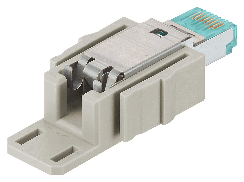 8P8C 09454001520 CAT6 IDC Plug Conn Set RJ45 HARTING