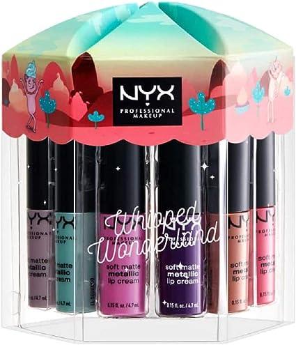 NYX, Juego de maquillaje - 56.4 ml.: Amazon.es: Belleza