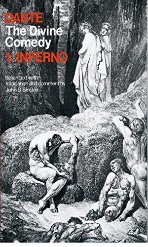The Divine Comedy: Volume 1: Inferno (Galaxy Books)