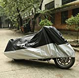 TCMT Motorcycle Covers Waterproof Rain UV Protector For...