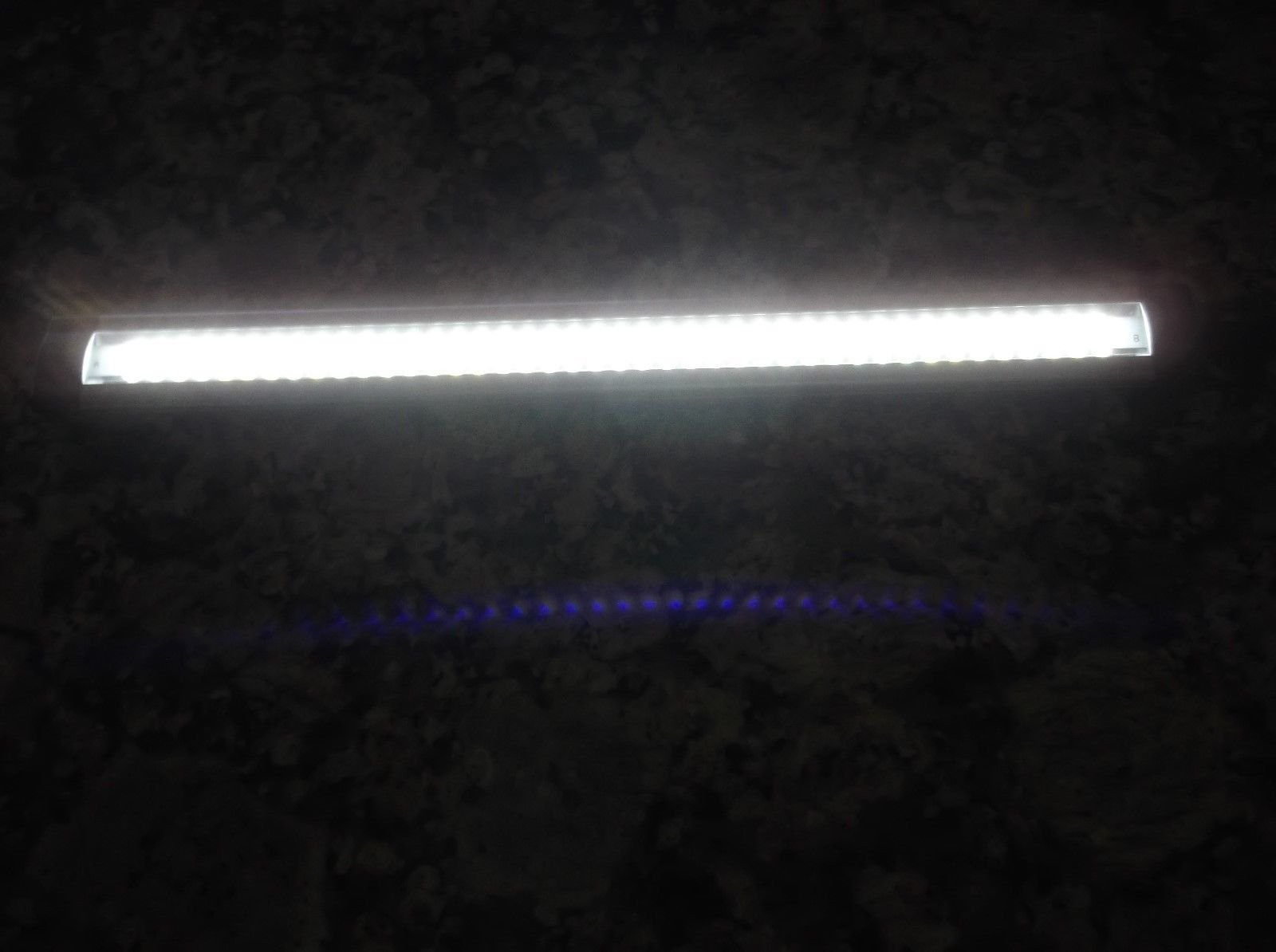 Incredible Quality Cool White LED Under Counter Lighting 20'' Fixture European Design for Under Kitchen Cabinet Lighting Needs